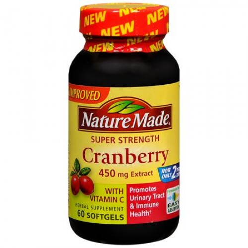 Cranberry supplement 450 mg